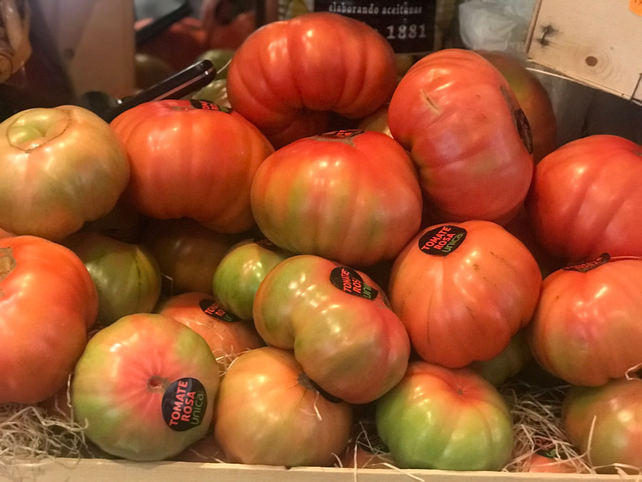 Tomates Taberna Restaurante Ramona